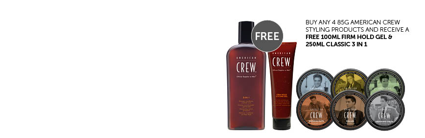 American Crew Barber Products