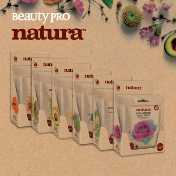 BeautyPro Natura Face Masks