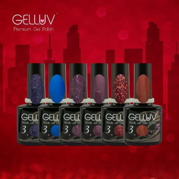 Gelluv NYC Collection