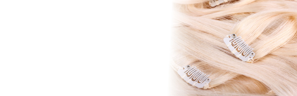 Hair Pieces & Weft Hair Extensions