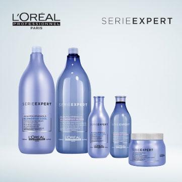 L'Oreal Serie Expert Blondifier Range