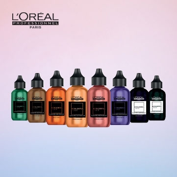 L'Oreal Colorful Hair Flash Pro