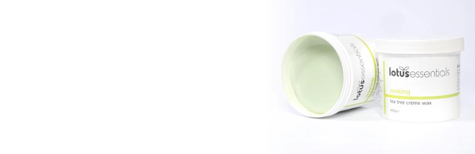 Lotus Crème Wax