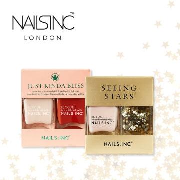 Nails Inc Duo Kits
