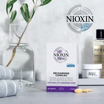 Nioxin Recharging Complex Supplements