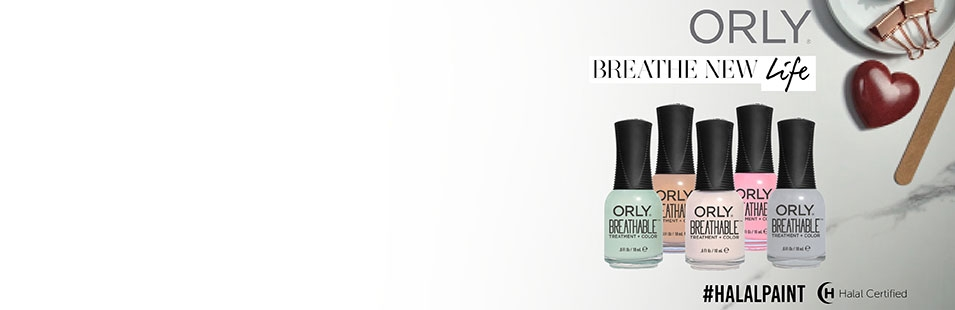 Orly Breathable Nail Polish Salons Direct