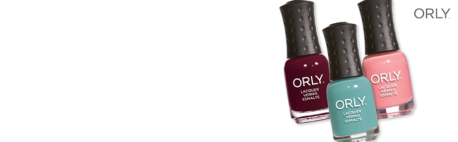 Orly Nail Polish, Varnish & Top Coats