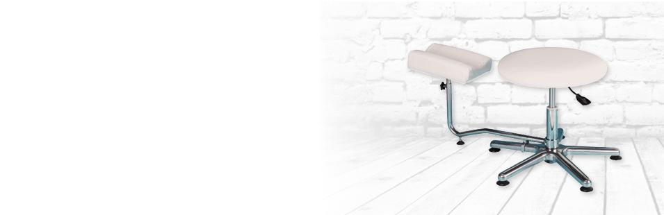 Pedicure Stools & Footrests
