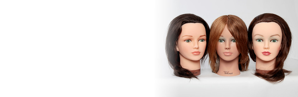 Hairdressing Training Heads & Mannequins