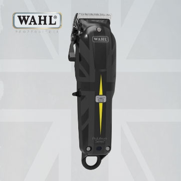 Wahl Cordless Super Taper Union Jack Limited Edition