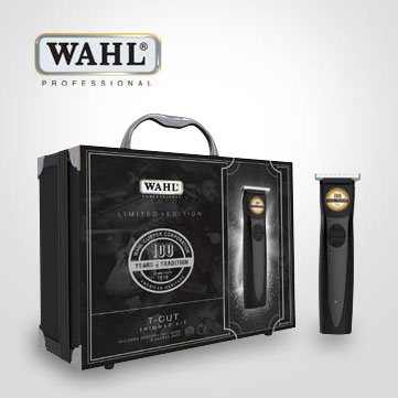 Wahl Limited Edition 100 Year T-Cut Trimmer With Accessories