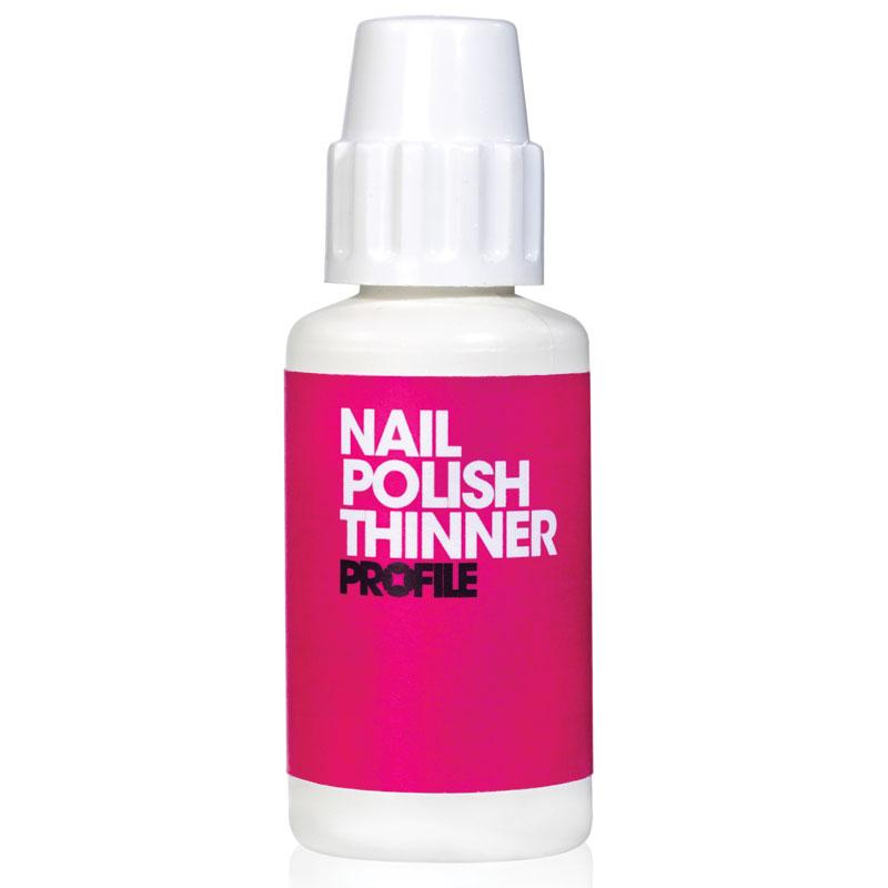 Profile Nail Polish Thinner 30ml | Salons Direct