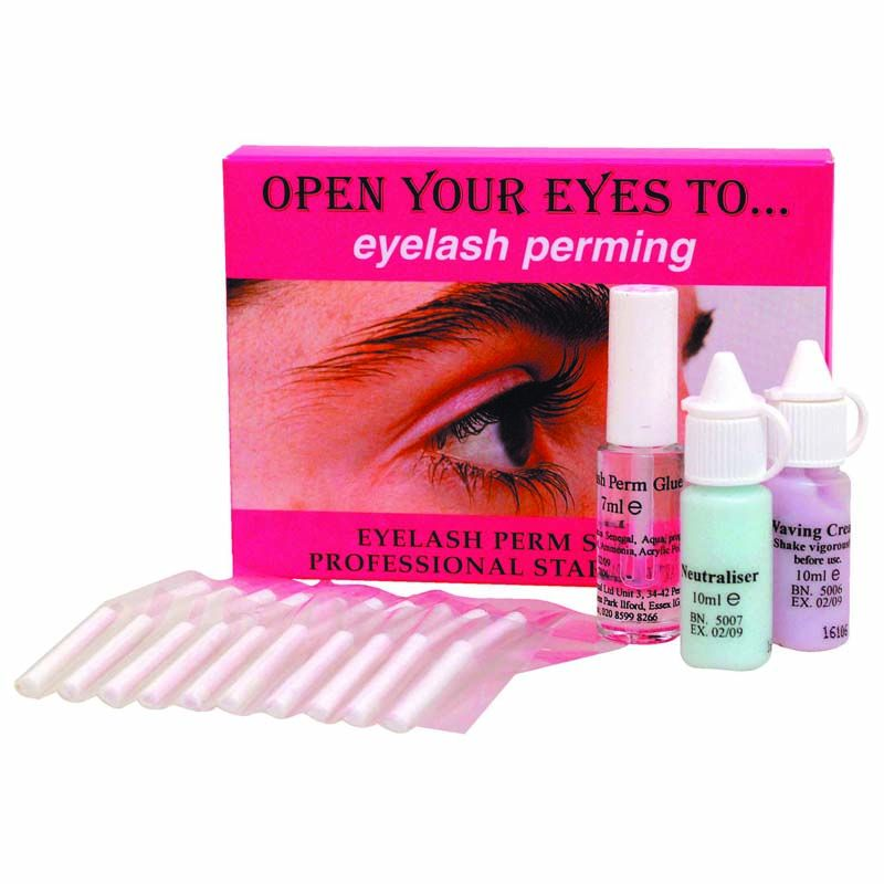 Eyelash Perm Kit For Students Salons Direct
