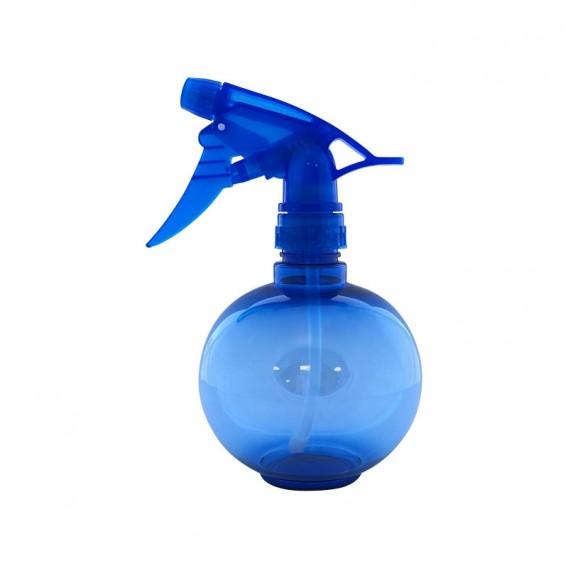 Salons Direct Round Water Spray Bottle Blue 450ml