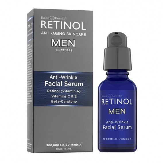 Retinol Mens Facial Serum 30ml