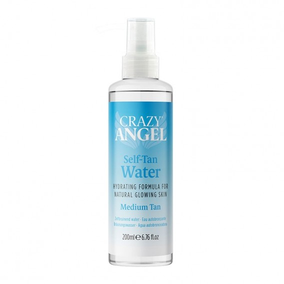 Crazy Angel Self Tan Water 200ml