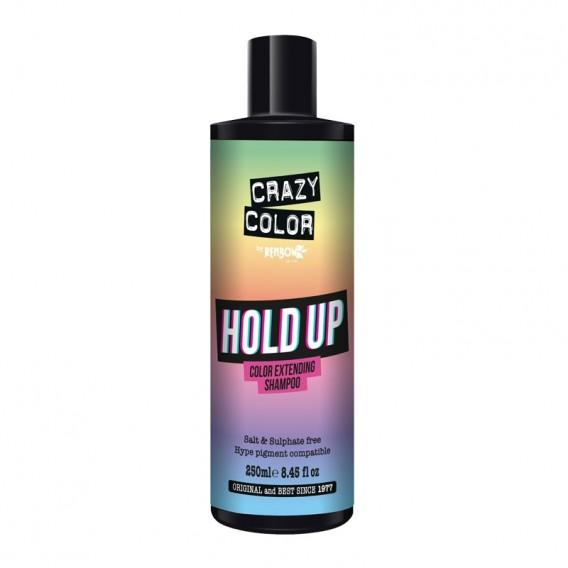 Crazy Color Hold Up Shampoo 250ml