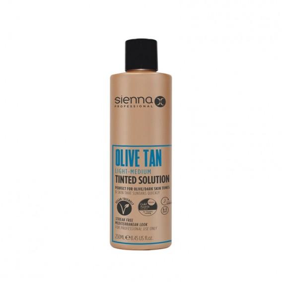 Sienna X Olive Professional Spray Tan Light to Medium 250ml