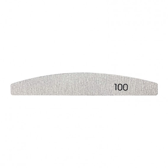 Glitterbels Removable Nail File 100 Grit for Metal File Board (Pack of 25)