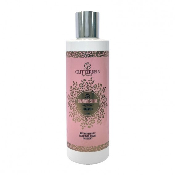 Glitterbels Diamond Shine 250ml (Cleanser)