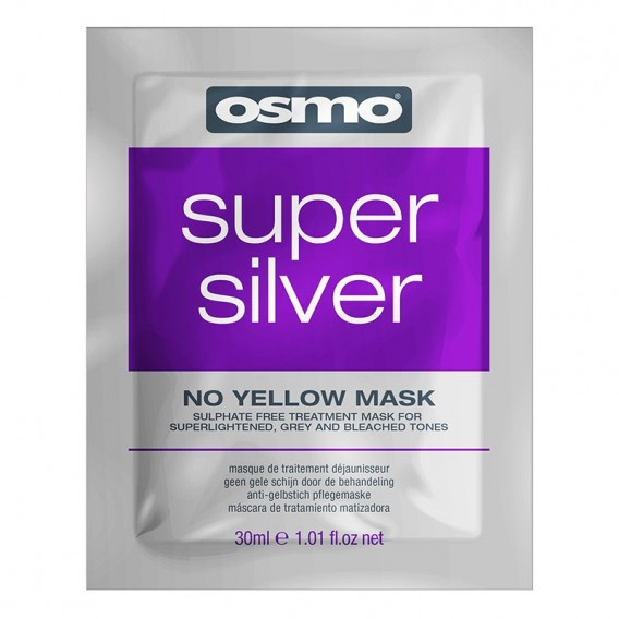OSMO Super Silver No Yellow Mask Sachet 30ml