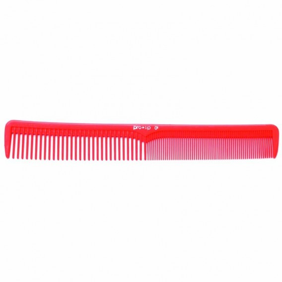 Pro-Tip Small Cutting Comb PTC01 Red