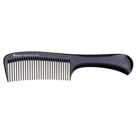 Denman DC09 Grooming Carbon Comb
