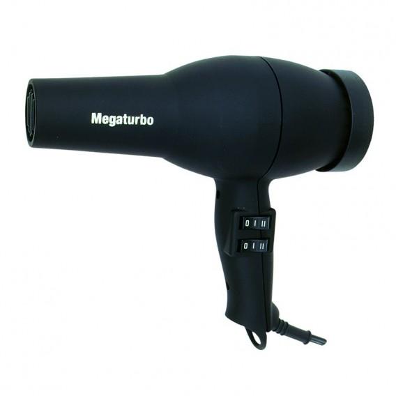 Fransen Megaturbo 2000 Black Velvet Hairdryer (1400w)