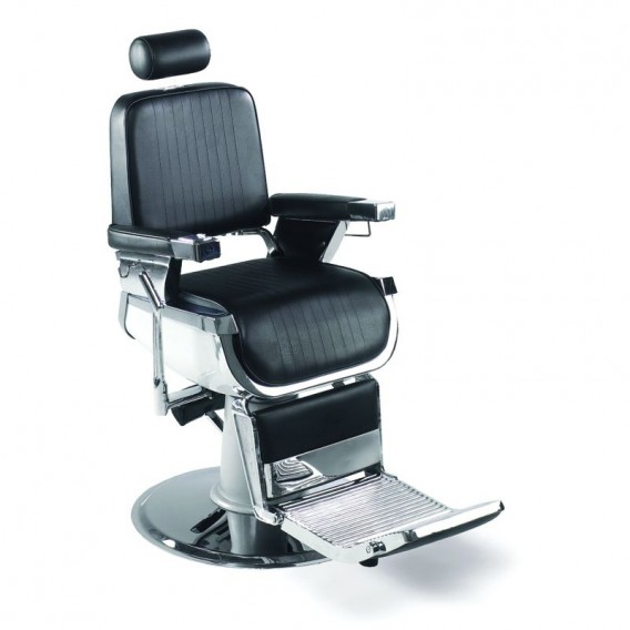 REM Emperor Barber Chair Black Only