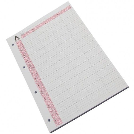 Agenda Loose Leaf Appointment Pages 4 Assistant (x 100)