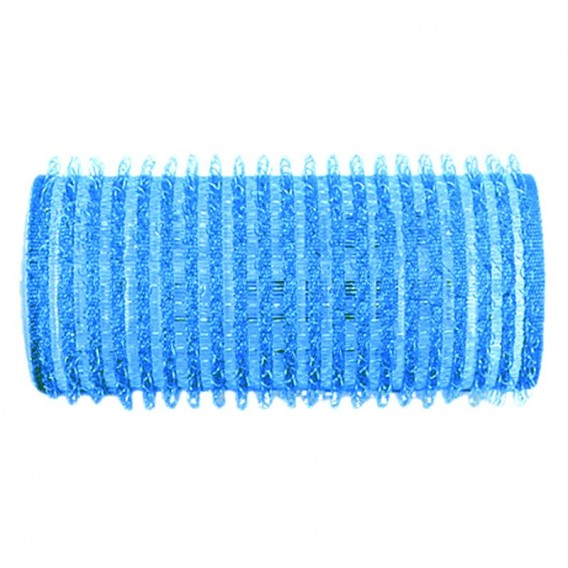 Velcro Rollers Light Blue 28mm x 12
