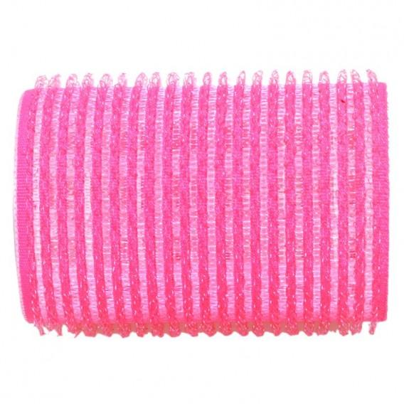 Sibel Velcro Rollers Pink 43mm x 6