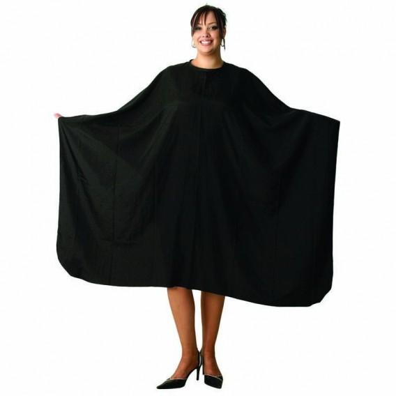 Lotus Crinkle Nylon Square Black