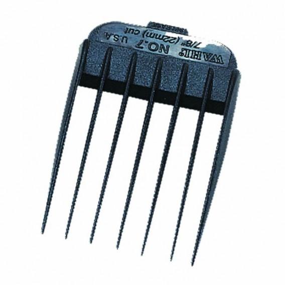 Wahl Attachment Comb No.7 Black 22mm