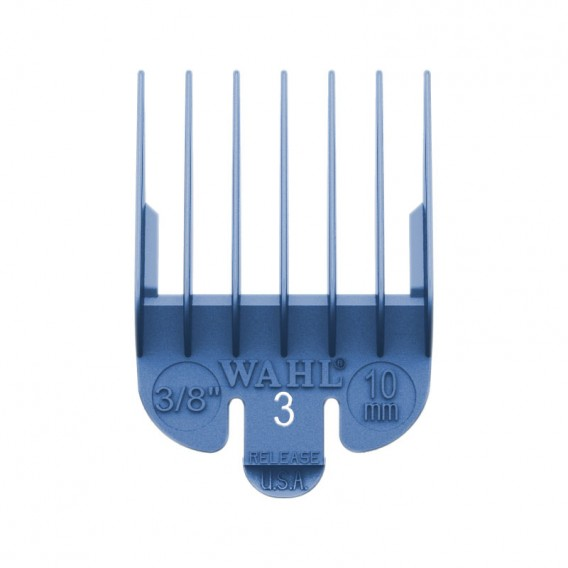 Wahl Coloured Attachment Comb No.3 Blue 10mm