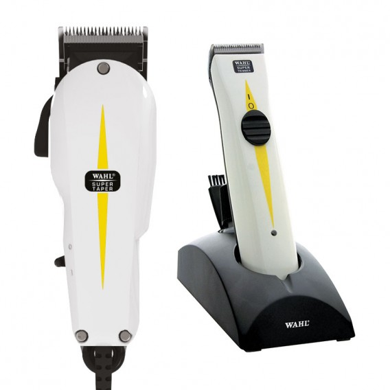 Wahl Super Taper Clipper & Super Trimmer Perfect Partners