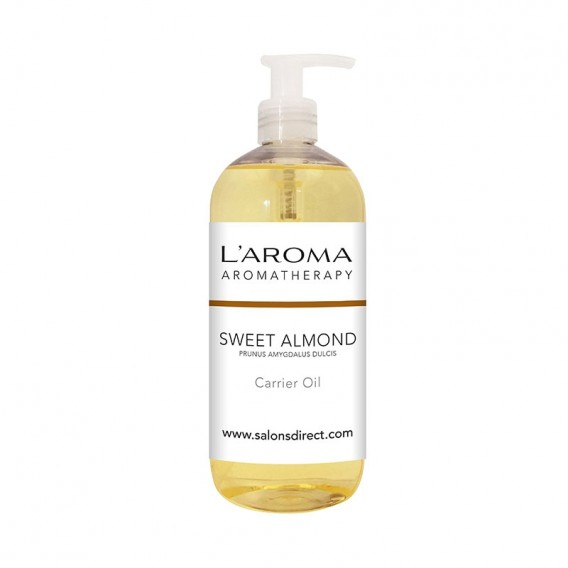 L'aroma Sweet Almond Carrier Oil
