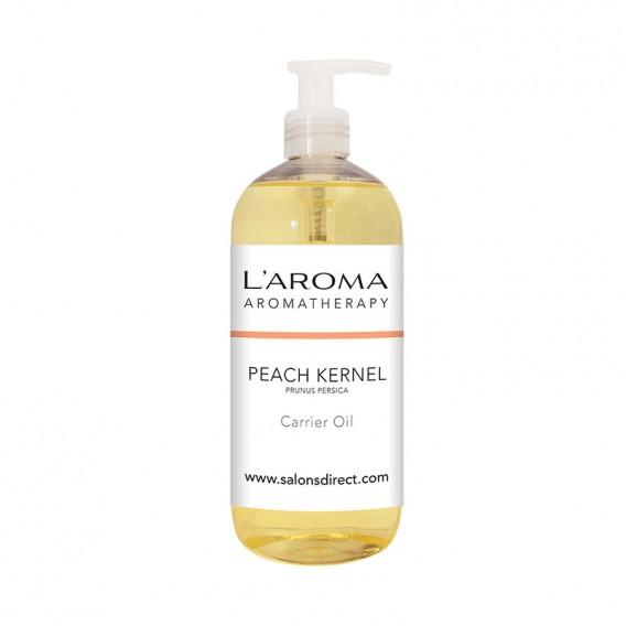 L'aroma Peach Kernel Carrier Oil 500ml