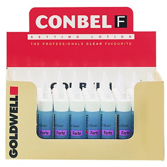 Goldwell Conbel Setting Lotion Forte (x 50 vials)