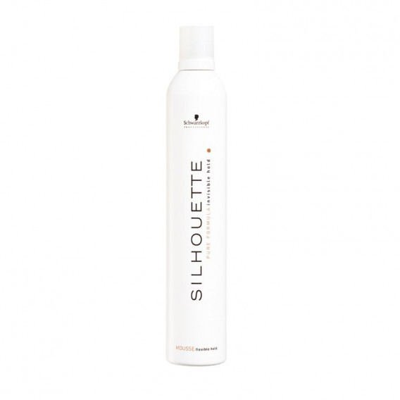 Silhouette Mousse Flexible Hold 200ml by Schwarzkopf