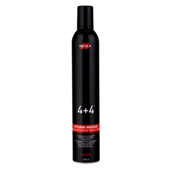 Indola 4+4 Styling Mousse 500ml