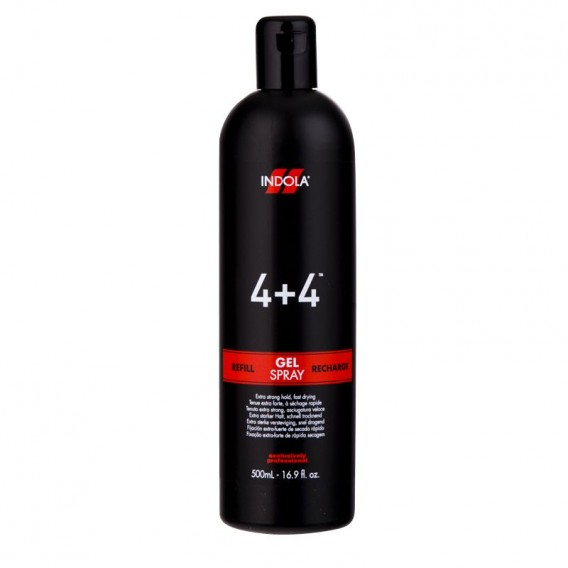 Indola 4+4 Gel Spray 500ml