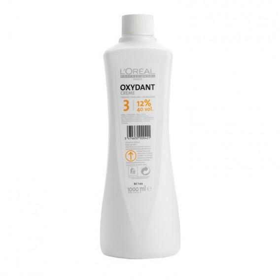 L'Oreal Creme Oxydant 40 Vol 1L