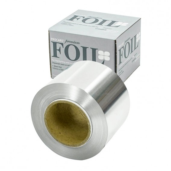 Procare Aluminium Foil 10cm x 500m