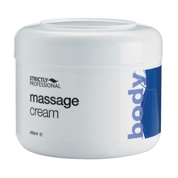 Strictly Professional Massage Cream 450ml