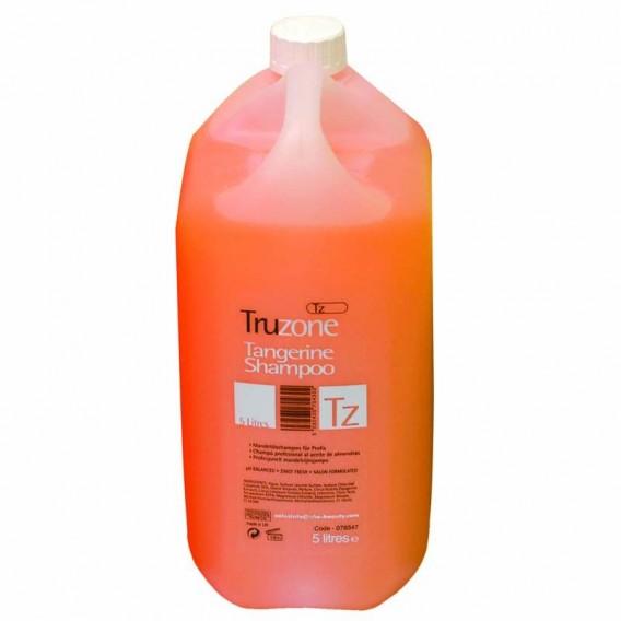 Truzone Tangerine Shampoo 5 Litre