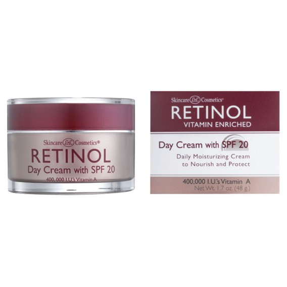 Retinol Vitamin A Day Cream 50g