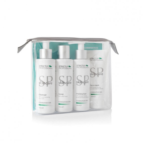Strictly Professional Facial Care Kit Combination