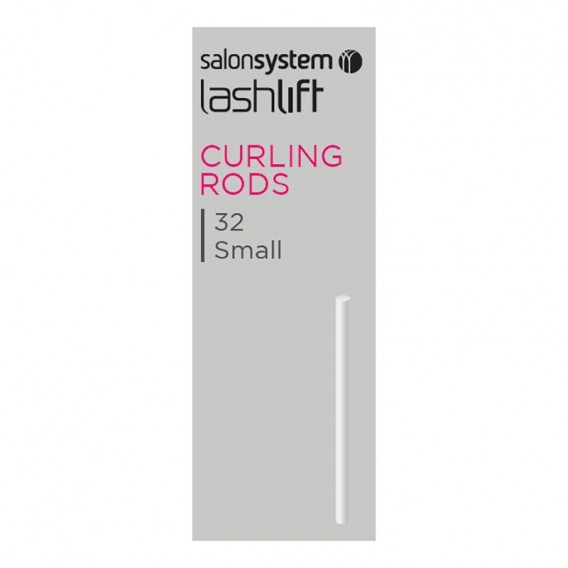 Salon System Lashperm Curlers x 32