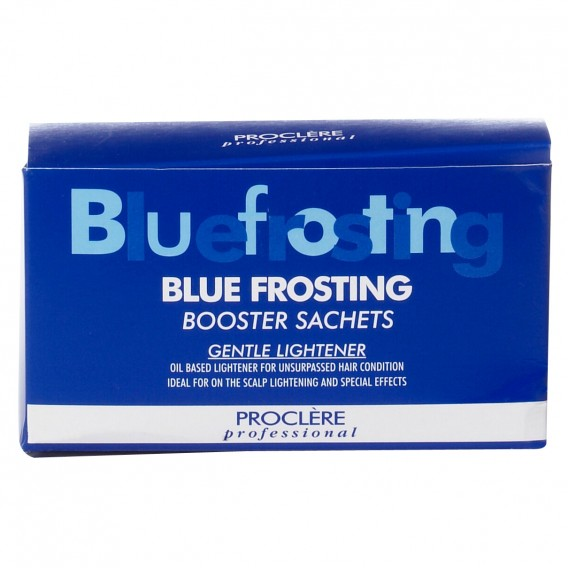Proclere Blue Frosting Gel Boosters Pack of 24